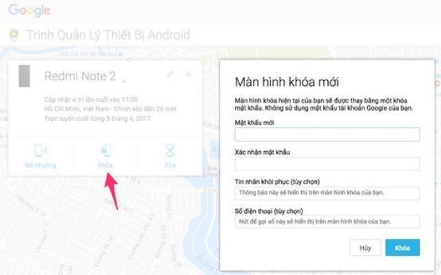 3 bước lấy dữ liệu từ điện thoại vỡ màn hình