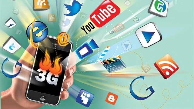 Tài khoản chính có thể đăng ký 3G, 4G tùy theo nhu cầu của khách hàng